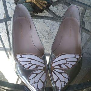 Shoes - Sophia Webster Butterfly Flats